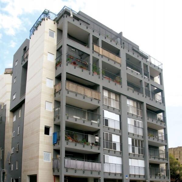 פרויקט בניין דירות ברמת השרון