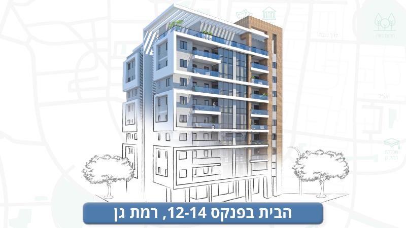 הבית ברננים רמת גן